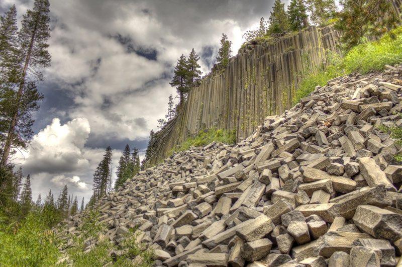 Devils Postpile National Monument - California National Parks