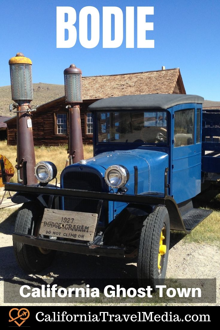 Ghost Town of Bodie - California State Park | California Ghost Towns #california #sierras #ghost-town #travel #trip #vacation #bodie #state-park