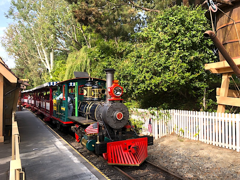 Disneyland Demiryolu