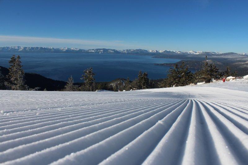Diamond Peak - North Lake Tahoe