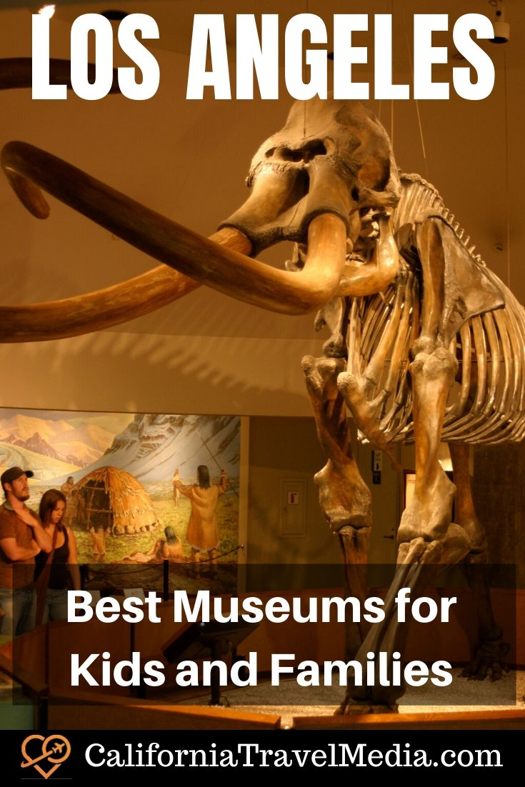 Best Museums for Kids and Families in Los Angeles | Things to do in Los Angeles with Kids #travel #trip #vacation #california #so-cal #museum #museums #los-angeles #la #tarpits #kids #things-to-do-in #downtown