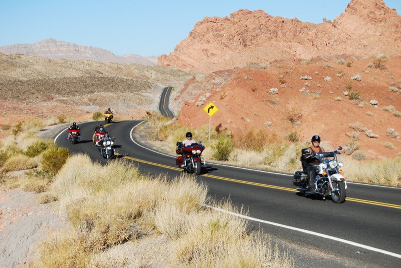 Best Motorcycle Rides in Los Angeles and Southern California