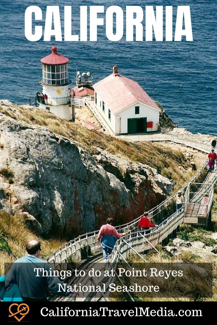 Things to do in Point Reyes National Seashore #usa #california #beach #national-park #marin-county #point-reyes #lighthouse #hikes