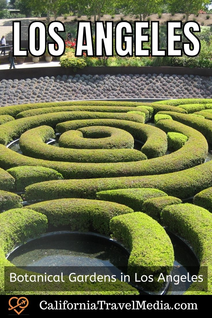 Botanical Gardens in Los Angeles #travel #trip #vacation #california #gardens #los-angeles #la